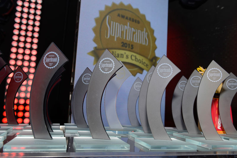 "ARAN Cucine gained the ""Superbrands Awards 2015"" award - ARAN Kuhinje"