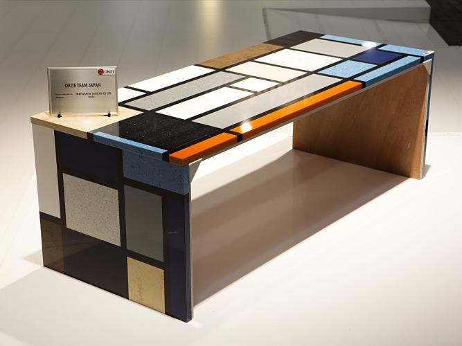 Piano in okite stunning cucina moderna wega finitura - Piano cucina okite ...