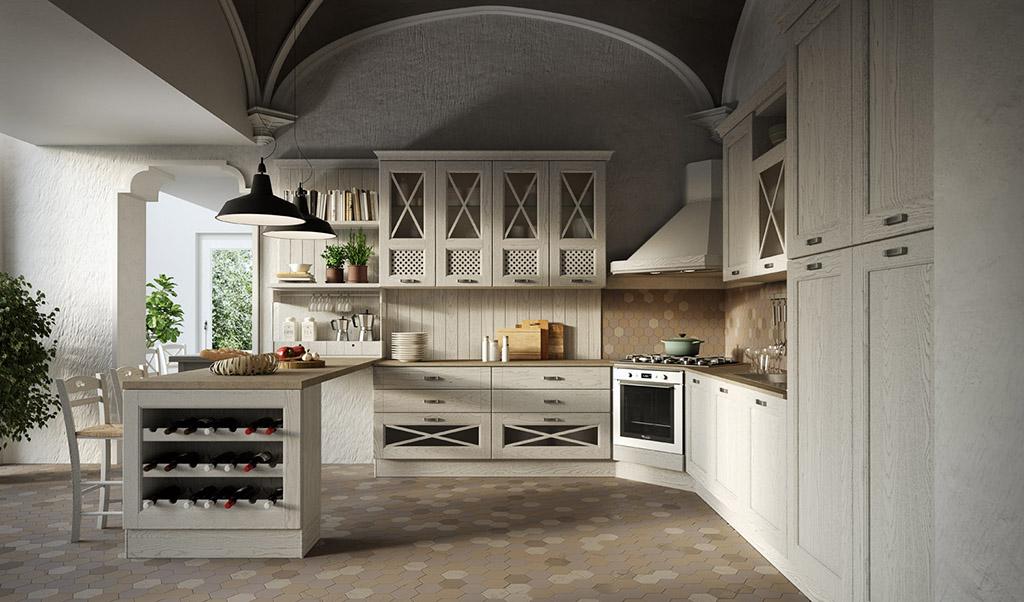 Bellagio aran kuhinje - Aran cucine italy ...